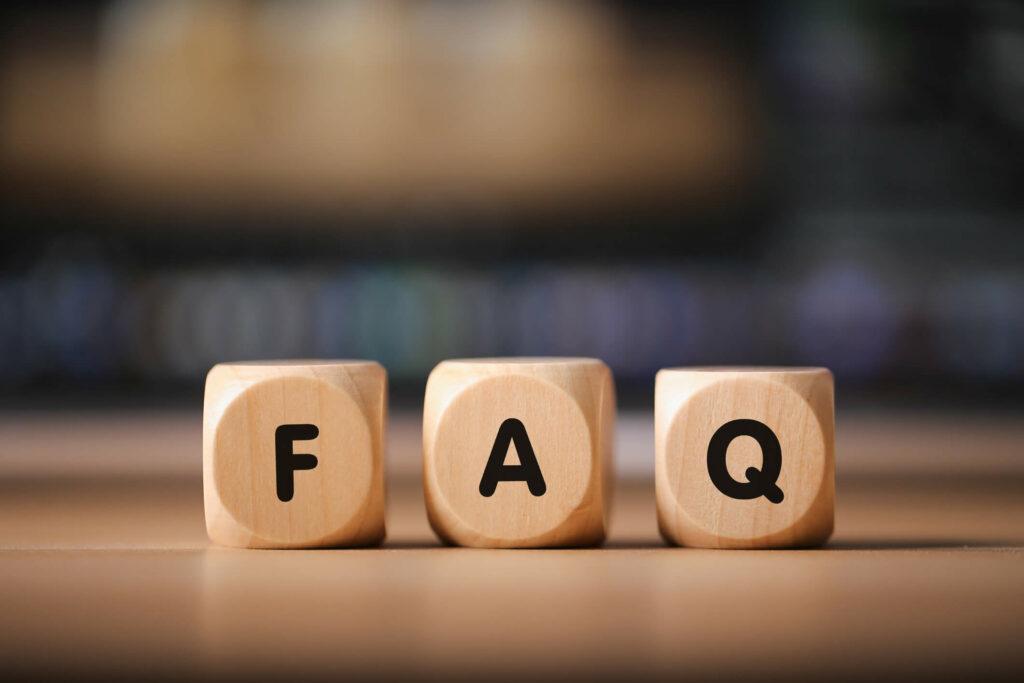 Risposte alle domande frequenti